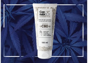 Krem do rąk CannabiBOX Cosmetics